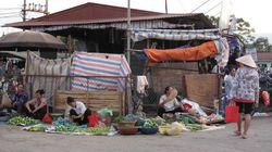 Xã Đoan Hạ (Phú Thọ):  Cấp đất sai, tự ý mở chợ