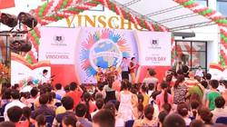 5.000 người tham dự ngày hội Open day tại Vinschool