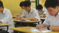 Gần 1 triệu thí sinh đang làm bài thi tốt nghiệp môn đầu tiên