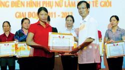 Tuyên Quang: Biểu dương phụ nữ làm kinh tế giỏi
