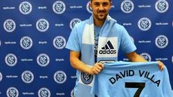 """CHÍNH THỨC: David Villa sang Mỹ """"dưỡng già"""""""