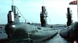 """Triều Tiên để """"lộ"""" loạt hiếm ảnh về tàu ngầm hàng khủng"""