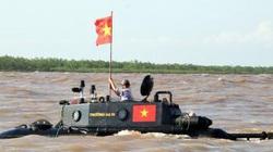Tàu ngầm Trường Sa đau đáu Biển Đông, mong 1.000 chiếc được bám biển