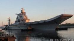"""Nga sẽ bảo dưỡng """"trọn gói"""" tàu sân bay của Ấn Độ"""