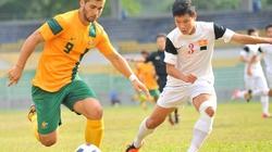 U19 Việt Nam tái ngộ U19 Australia ở trận ra quân giải ĐNÁ 2014