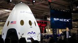 """Cận cảnh tàu vũ trụ hàng khủng thế hệ mới, """"giá vé""""... 140 triệu USD"""