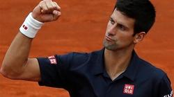 Vào bán kết, Djokovic đe dọa vị trí số 1 của Nadal