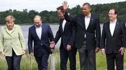 G7 lần đầu họp không có Nga