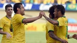 """Neymar lập công, Brazil thắng """"hủy diệt"""""""