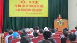Quảng Ninh: Cung cấp thông tin cho người có uy tín