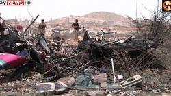Toàn cảnh vụ chiến đấu cơ Pakistan lao vào xe buýt nổ tan tành