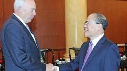 Mỹ ủng hộ quan điểm của Việt Nam về Biển Đông
