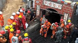 Tai nạn mỏ than ở Trung Quốc: 22 người thiệt mạng
