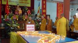 Tăng ni, phật tử cầu nguyện hòa bình cho Biển Đông