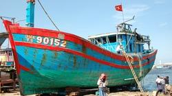 Huyện đảo Hoàng Sa muốn mua lại tàu ĐNa 90152 để trưng bày