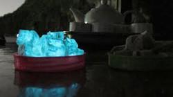 Vụ giò chả phát sáng: Không tìm thấy chất lạ