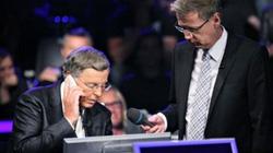 """Chuyện thật như đùa: Nhờ Thủ tướng trợ giúp khi chơi """"Ai là triệu phú"""""""