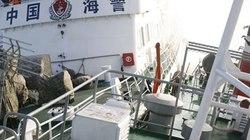Trung Quốc tăng 2 tàu quân sự ở khu vực giàn khoan Hải Dương 981