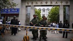 9 phần tử khủng bố ở Tân Cương bị tuyên tử hình
