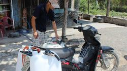 Hàng trăm hộ dân tại TP.Nha Trang: 30 năm dùng nước giếng nghĩa địa