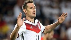 Lập công, Klose trở thành chân sút vĩ đại nhất ĐT Đức
