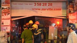 Đà Nẵng: Quên tắt điện, cơ sở xông hơi phát hỏa
