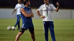 Mourinho khuyên Lampard chia tay sân cỏ