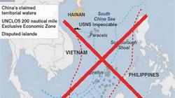 Mặt thật bá quyền Trung Quốc: Mở rộng bờ cõi bằng… bản đồ