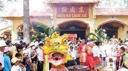 Trà Vinh: Lễ hội cúng biển thành di sản phi vật thể quốc gia