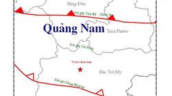 Lại động đất kèm tiếng nổ tại khu vực Thủy điện Sông Tranh