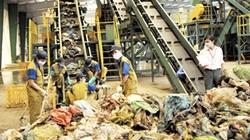 Quy hoạch quản lý chất thải rắn vùng Bắc Bộ