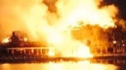 Hòa Bình: 4 khách nước ngoài thoát nạn trong rừng lửa
