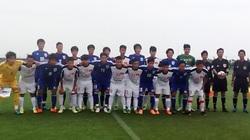 U19 Việt Nam thua trận tại Nhật Bản