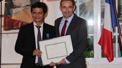 Pháp trao Huân chương Quốc công cho ông Trần Bình Minh