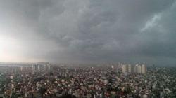 Trung tâm Hà Nội khả năng hứng mưa dông