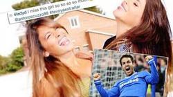 Sau Pique, đến lượt bạn gái xác nhận Fabregas rời Barcelona