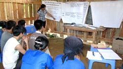 Dự án IFAD  giúp người dân  hoạch định tương lai