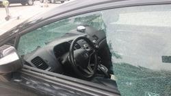 """Lái xe kể lại chi tiết giây phút """"dính đạn"""" trên cao tốc Thái Nguyên-Nội Bài"""
