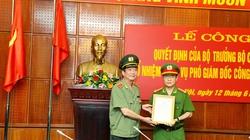 Bổ nhiệm Phó Giám đốc Công an TP.Hà Nội
