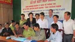 Quảng Nam: Khi người dân là chủ rừng