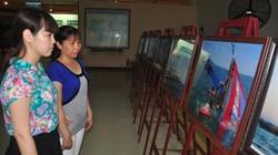 Đà Nẵng: Trưng bày hình ảnh tàu cá bị tàu Trung Quốc đâm chìm