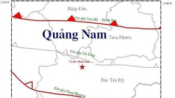 Liên tiếp xảy ra 2 trận động đất kèm tiếng nổ lớn tại Bắc Trà My