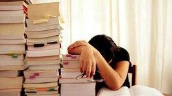 Sắp đến ngày thi, con phải cấp cứu vì suy nhược thần kinh