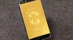 """""""Choáng ngợp"""" bộ iPhone 5S mạ vàng hòa nhịp cùng World Cup"""