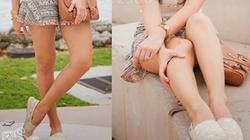 6 điều tối kỵ trong thời trang với nàng chân ngắn
