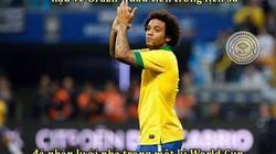 Ảnh chế: Marcelo đi vào lịch sử bóng đá Brazil
