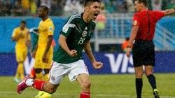 Mexico 1-0 Cameroon: Chiến thắng xứng đáng