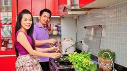 """Sao Việt vẫn """"tôn sùng"""" chuyện bếp núc dù bận rộn"""