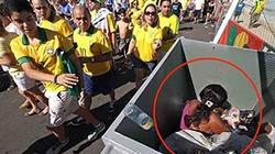 """Bức ảnh khiến cả thế giới """"căm ghét"""" World Cup 2014"""