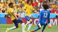 Brazil 0-0 Mexico: Samba lạc nhịp